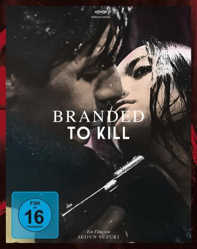 Branded to Kill Special Edition