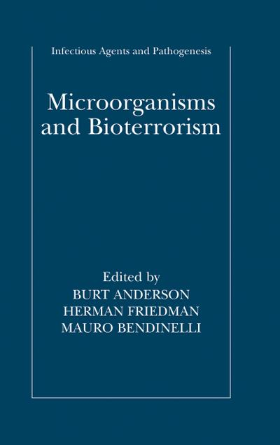 Microorganisms and Bioterrorism