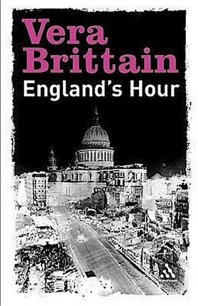 England`s Hour: An Autobiography 1939-1941