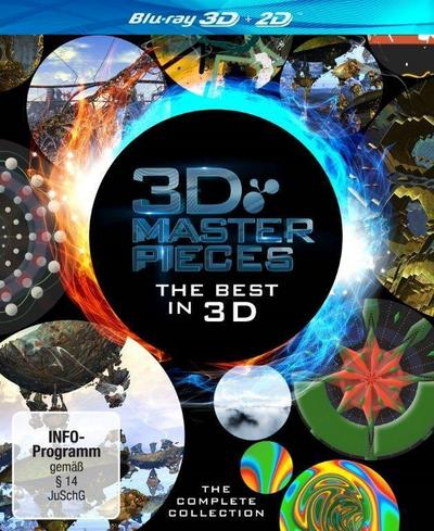 3D Masterpieces - The Best in 3D