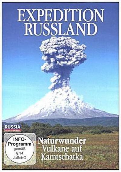 Vulkane auf Kamtschatka, 1 DVD