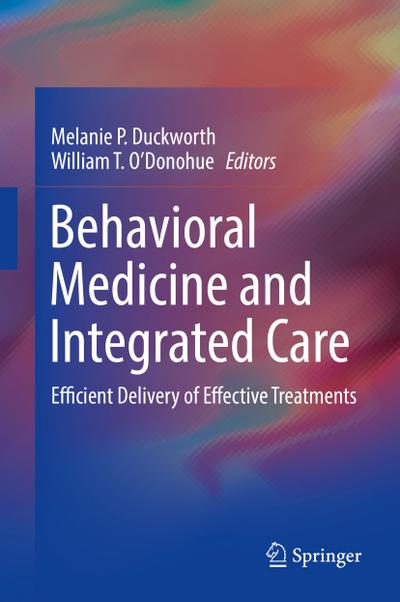 Behavioral Medicine and Integrated Care
