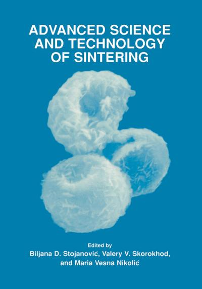 Advanced Science and Technology of Sintering