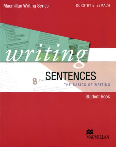 Writing Sentences. Student's Book