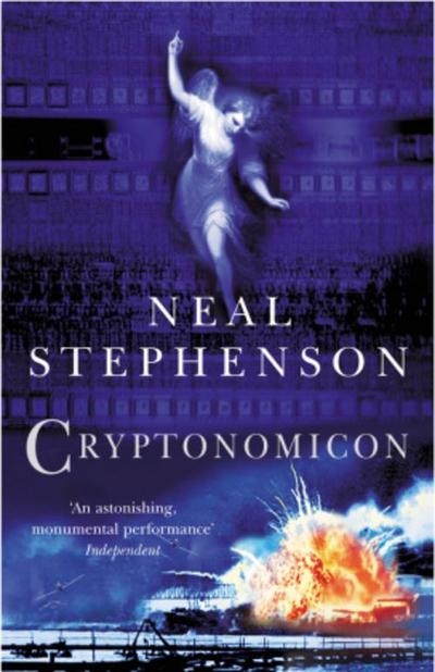 Cryptonomicon, English edition