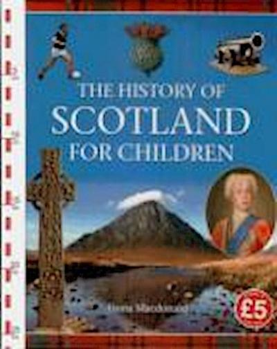 History of Scotland for Children