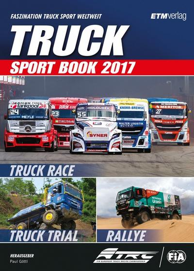 Truck Sport Book 2017; Deutsch