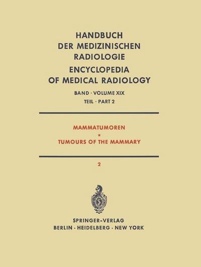 Mammatumoren / Tumours of the Mammary