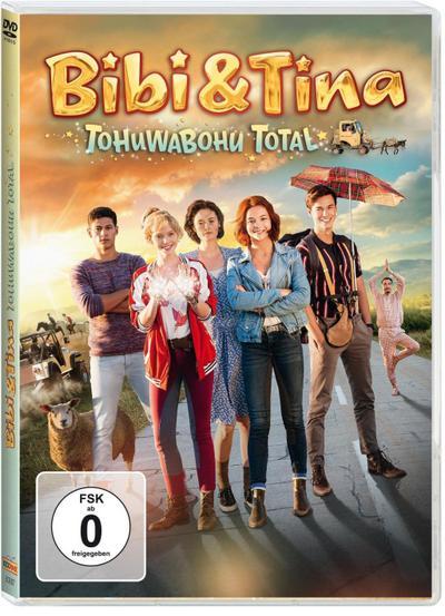 Bibi und Tina. 4. Kinofilm: Tohuwabohu total