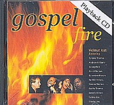 Gospel Fire : Playback-CD