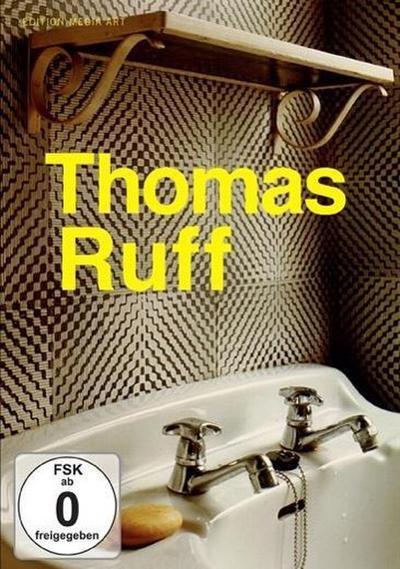 Thomas Ruff. Photographs 1979 - 2011, 1 DVD