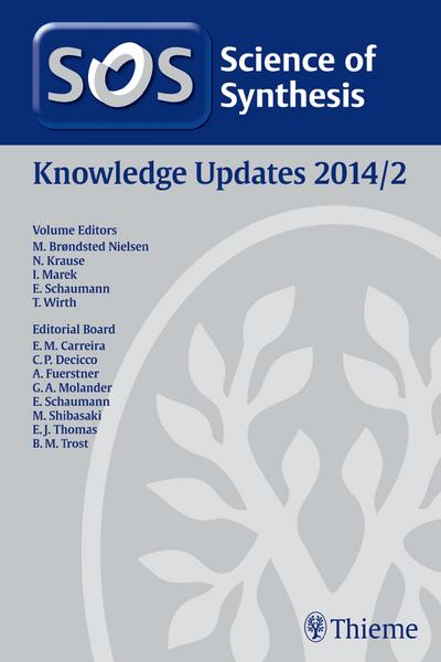 Science of Synthesis Knowledge Updates: 2014/2