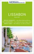 MERIAN momente Reiseführer Lissabon; Mit Extra-Karte zum Herausnehmen; MERIAN momente; Deutsch