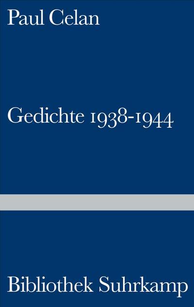 Gedichte: 1938-1944