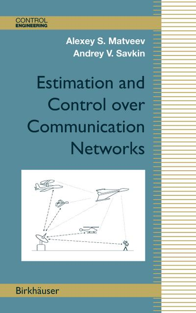 Estimation and Control over Communication Networks