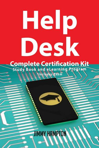 Help Desk Complete Certification Kit - Study Book and eLearning Program