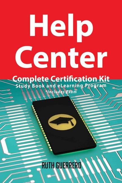 Help Center Complete Certification Kit - Study Book and eLearning Program