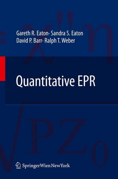 Quantitative EPR