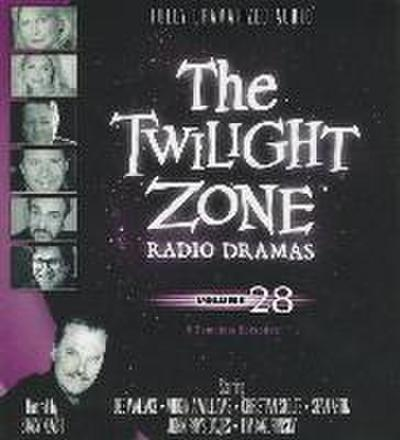 The Twilight Zone Radio Dramas, Volume 28