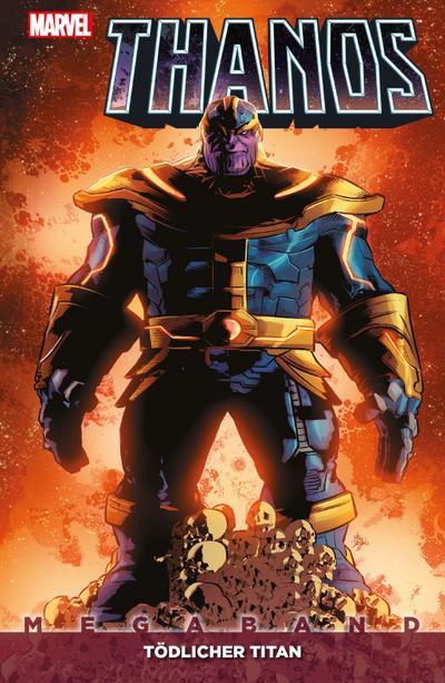 Thanos, Megaband - Tötlicher Titan