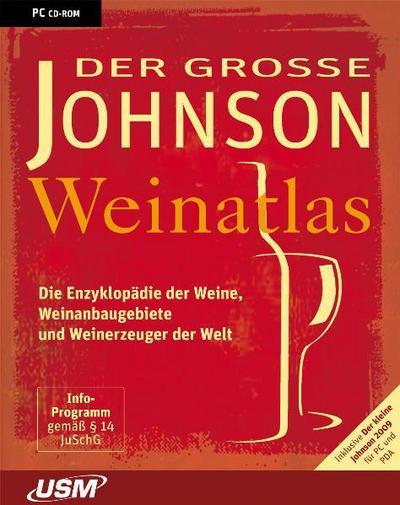 Der große Johnson Weinatlas 2009
