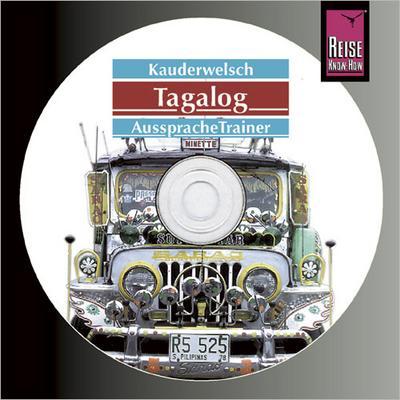 Tagalog AusspracheTrainer, 1 Audio-CD