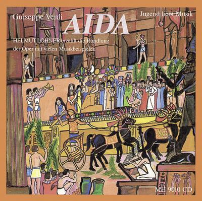 """Verdis Oper """"Aida"""""""