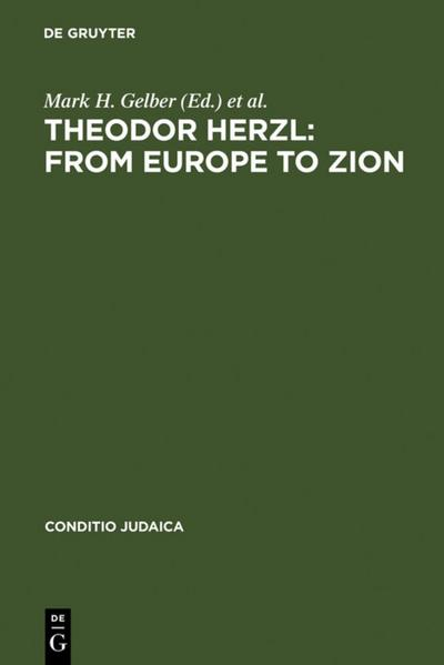Theodor Herzl: From Europe to Zion