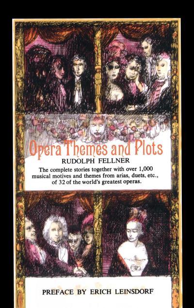 Opera Theme Plot