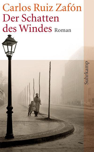 Der Schatten des Windes. Roman
