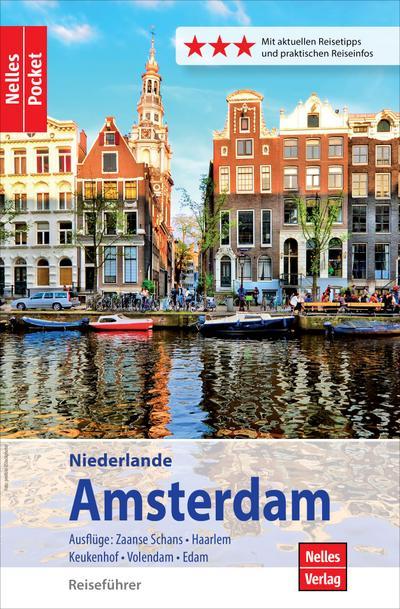 Nelles Pocket Reiseführer Amsterdam