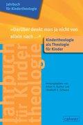 """Jahrbuch für Kindertheologie 12: """"Darüber den ..."""