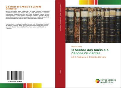 O Senhor dos Anéis e o Cânone Ocidental - Leandro Vieira