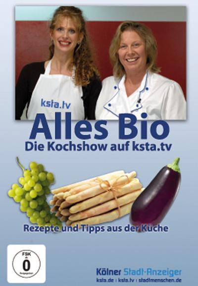 Alles Bio - Die Kochshow auf ksta.tv, DVD