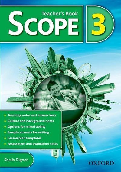 Scope: Level 3. Teacher's Book