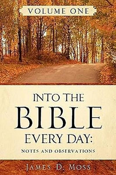 Into the Bible Every Day