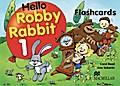 Hello Robby Rabbit. Level 1. Flash Cards