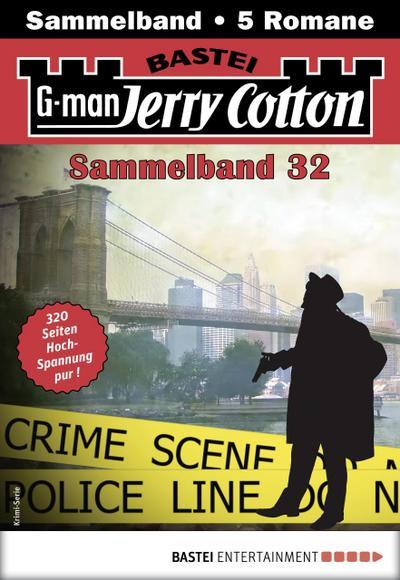 Jerry Cotton Sammelband 32