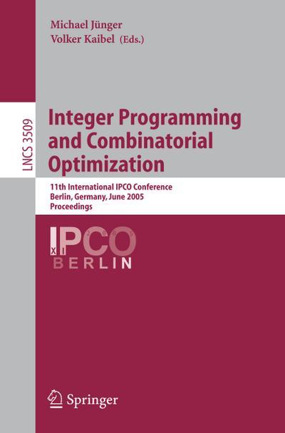 Integer programming and combinatorial optimization : proceedings