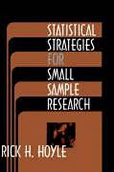 Statistical Strategies for Small Sample Research