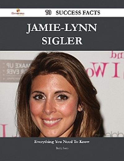 Jamie-Lynn Sigler 70 Success Facts - Everything you need to know about Jamie-Lynn Sigler