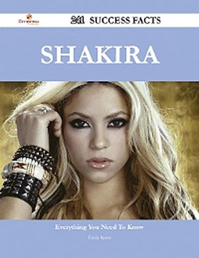 Shakira 241 Success Facts - Everything you need to know about Shakira