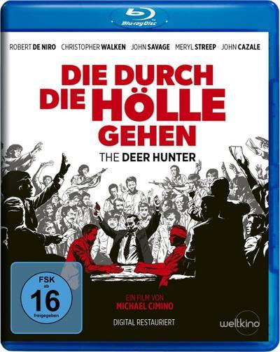 Die durch die Hölle gehen, 1 Blu-ray