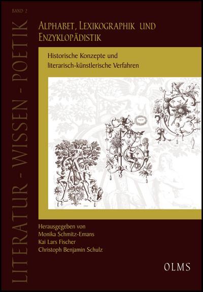 Alphabet, Lexikographik und Enzyklopädistik