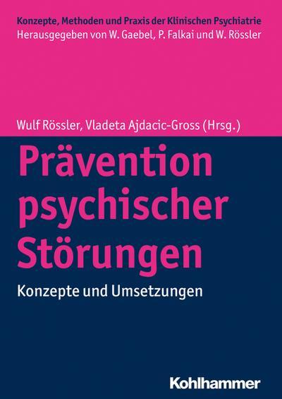 Prävention psychischer Störungen