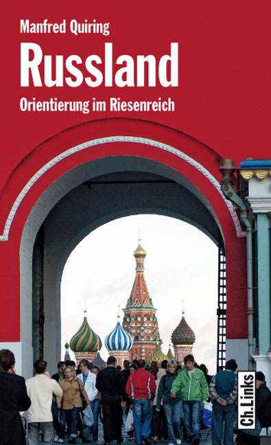 Russland | Manfred Quiring |  9783861534716