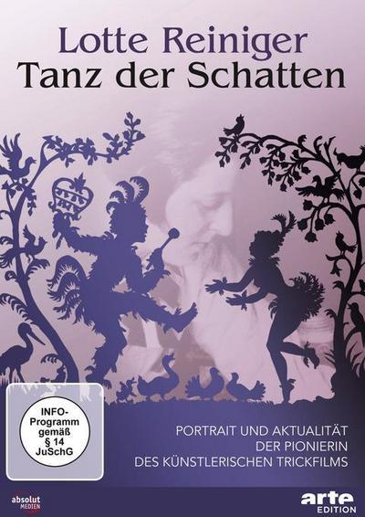 Lotte Reiniger - Tanz der Schatten, DVD