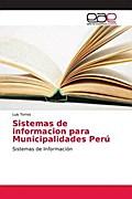 Sistemas de informacion para Municipalidades Per¿