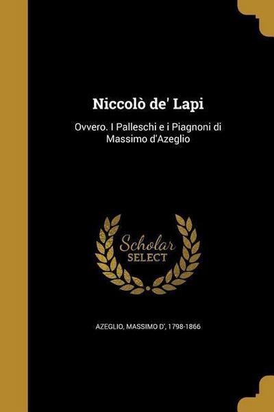 ITA-NICCOLO DE LAPI