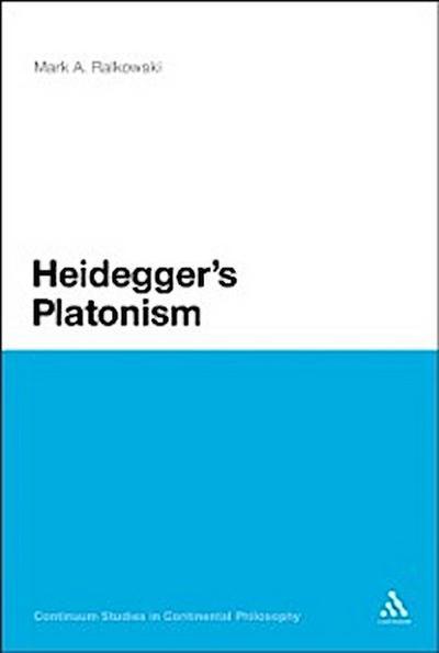 Heidegger's Platonism